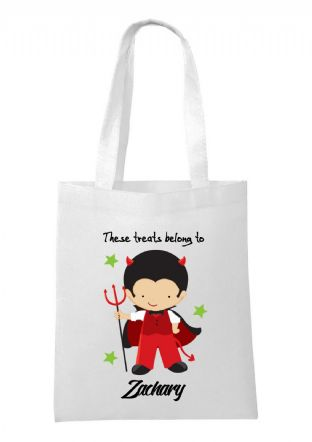 Halloween Little Devil Bag